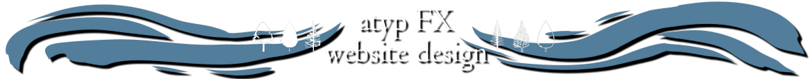 The atyp FX extended logo.
